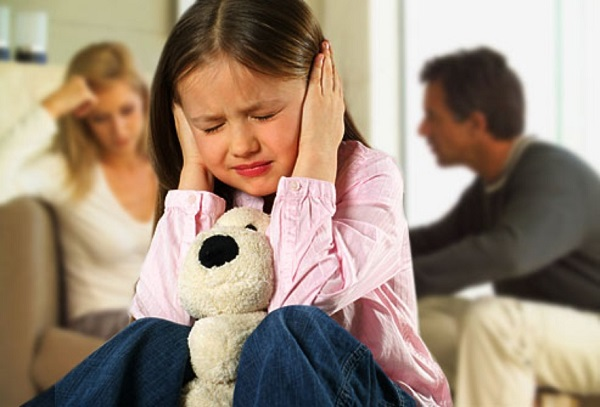 a parents divorce from the eyes of a child Explaining divorce to a child is so if you criticize a child's dad, in her eyes you're necessarily a negative sentence for children parents who.
